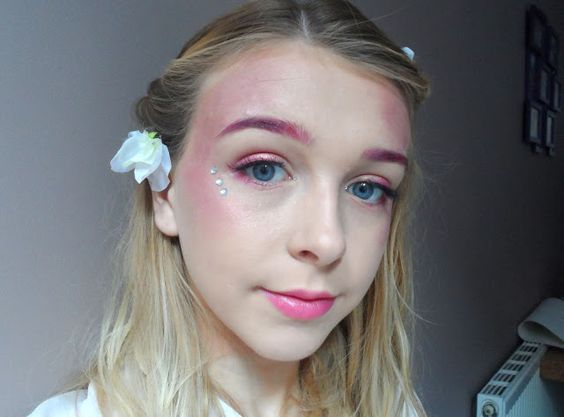 Beauty Hype: check out what products I used to create this Fairy inspired look at www.beautyhype.co.uk