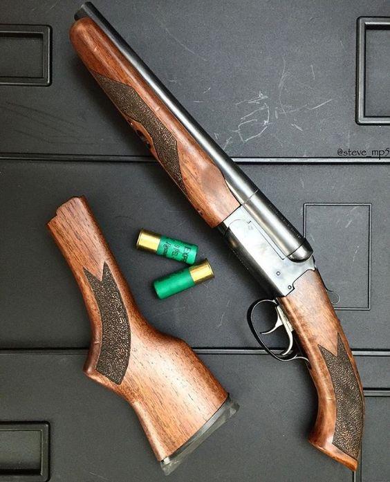 Pistol grip or rifle stock
