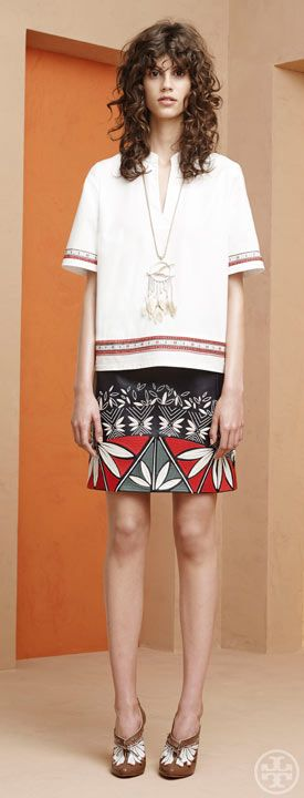 Tory Burch Resort 2016