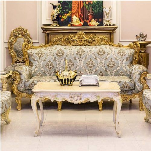 Baroque Wooden Sofa Wooden Sofa Carved Wooden Sofa Luxury