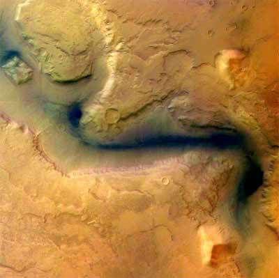 Agua, vida y civilizaciones en Marte 5d8b397664ae19661d8d2d4c5ff49204