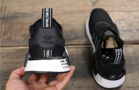 Adidas Nmd R1 Japan Core Black 2019 Cg6245 Adidas Nmd R1