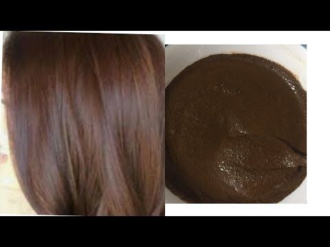صباغة طبيعية باللون البني اللامع تغطي الشيب من أول استعمال ومقوية للشعر Youtube Long Hair Styles Hair Styles Beauty