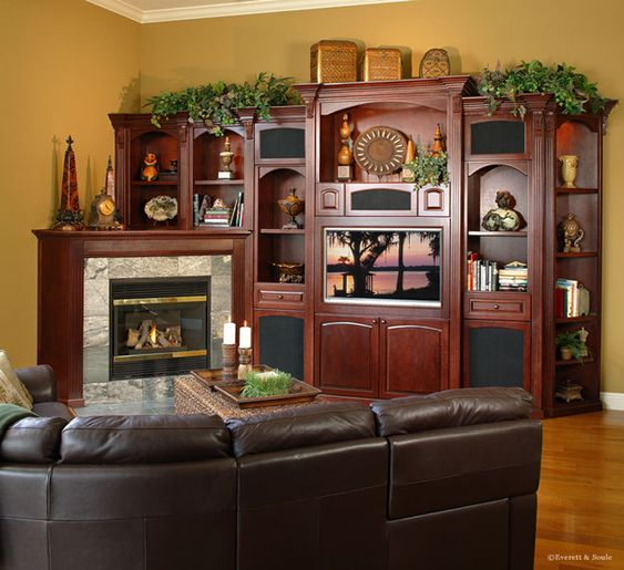 TVs Image search and Fireplaces on Pinterest
