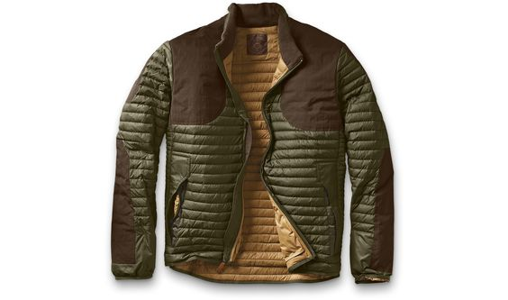 Buying this.  Maybe for my birthday? Microtherm™ Featherweight Hunting Jacket | Eddie Bauer