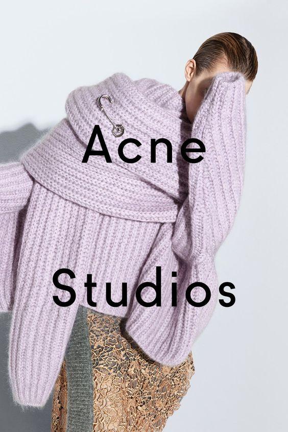 Acne Studios Pre-Fall 2015