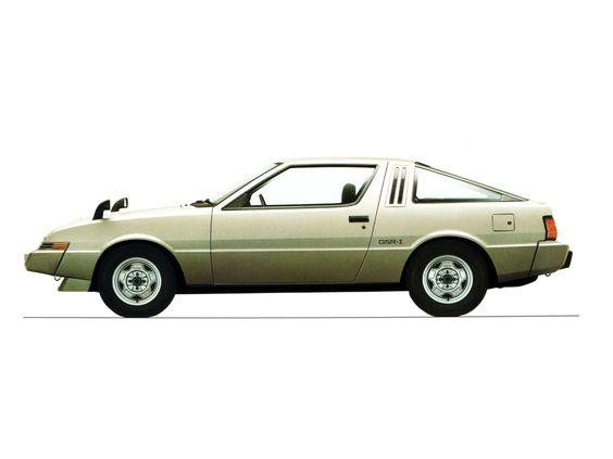 Mitsubishi Starion '82