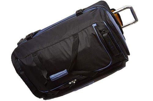 Travelpro Bold 30 Inch Drop Bottom Rolling Wheeled Duffel Bag Duffel Bag Duffel Expandable Bag