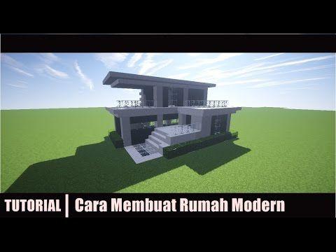Desain Rumah Mewah Di Minecraft Rumah Mewah Desain Desain Rumah
