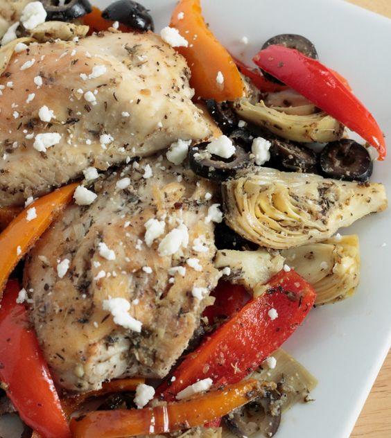 ... greek chicken skillets paleo chicken skillet recipes skillet recipes