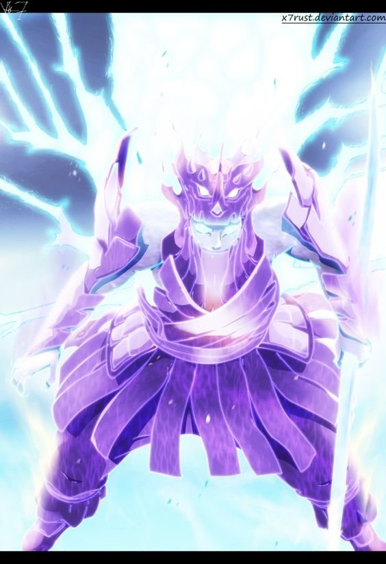 Naruto 696 - Incredible susanoo by X7Rust | Anime style ...