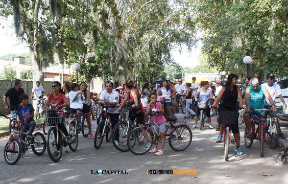 Día Mundial de la Bicicleta 2015-04-12 » Una fiesta al aire libre en Funes Todas las fotos en:  http://www.recorriendorosario.com/notas/dia-mundial-de-la-bicicleta