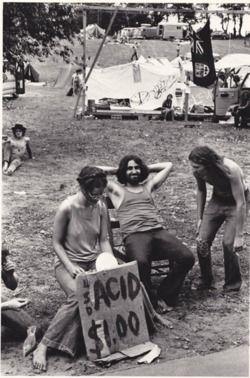 60's lemonade stand..