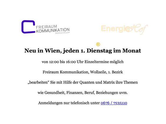 Freiraum Kommunikation in Wien
