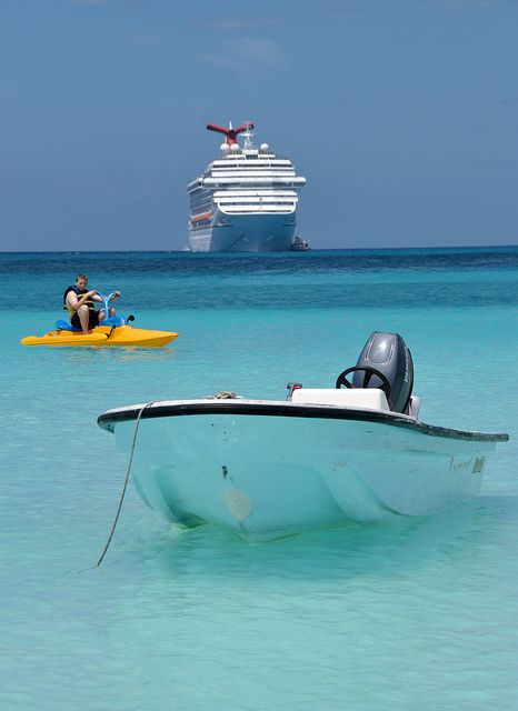Caribbean islands and paddles on pinterest for Fishing paddle boat