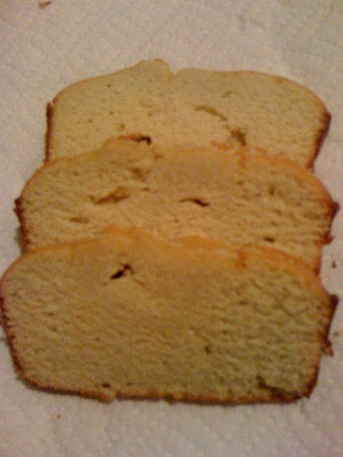 Coconut Flour Bread by cheeseslave