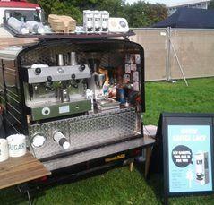 Mobile Coffee Van - Fresh Coffee | London | UK (2)