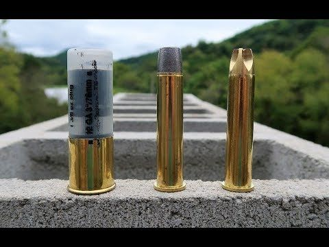 Bear Rounds 12 Gauge Vs 4570 Cinder Block Test Cinder Block Cinder 12 Gauge