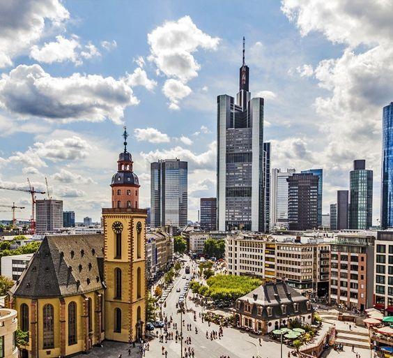 Франкфурт. Хауптвахе