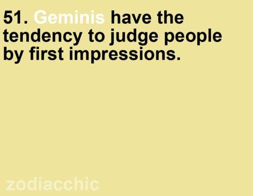 Gemini. Me me me