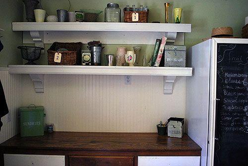 easy DIY wood countertops