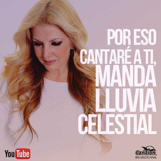 Seguro estoy que me amas, Dios. #LluviaCelestial de Cindy Cruse Ratcliff #TopDeMúsicaCristiana #YouTube. #RedMutlicanal ➜ http://bit.ly/cindy-lluvia