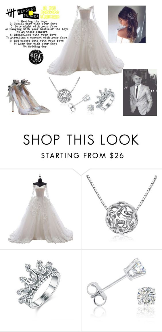 """""""5sos 10 Day Challenge// Day 10- Queen's Dream"""" by mamaloser1 ❤ liked on Polyvore featuring MoMo and Amanda Rose Collection"""