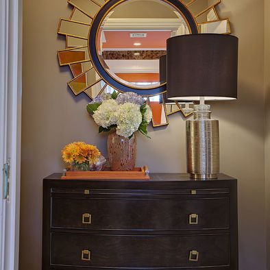 Taupe dining rooms and master bedrooms on pinterest for Waynesboro taupe benjamin moore