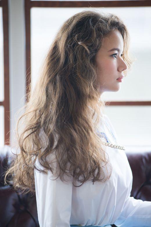 ロングヘア あるある 髪型