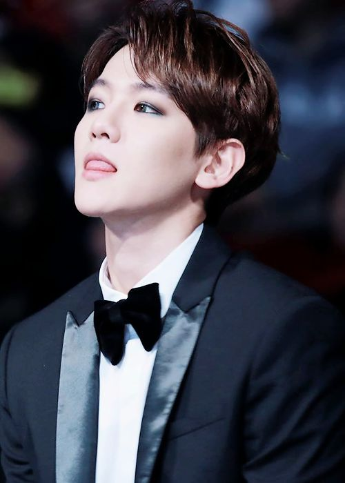 Byun Baekhyun do you even know when and how to stop ...