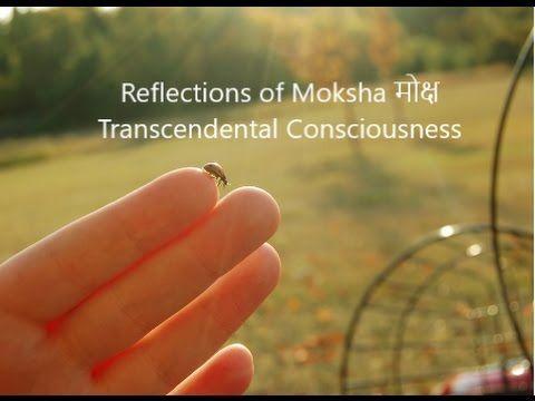 Reflections of Moksha मोक्ष Transcendental Consciousness as Healing Pink...