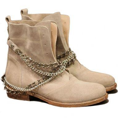 Manila Grace Boots anfibio catena