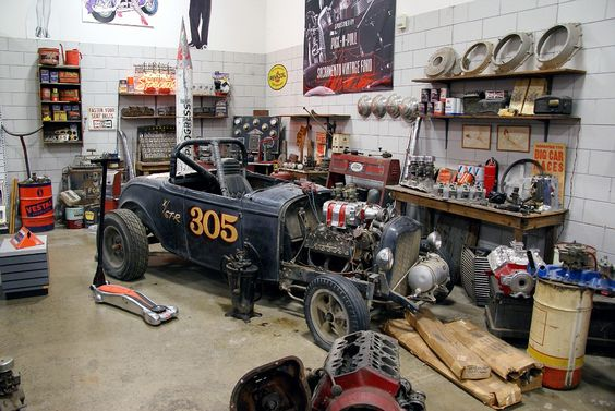 for Garage auto nice