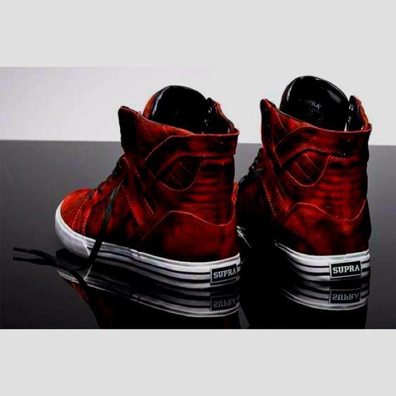 Supra Hightop Shoes OMG Pinterest