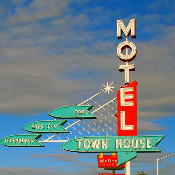 Town House Motel - Longview WA