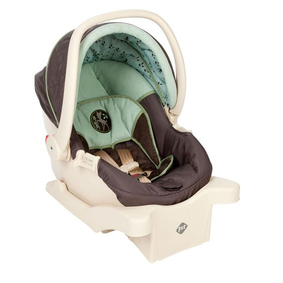 Comfy Carry Elite Infant Car Seat-Bambi