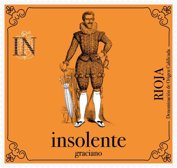 Finde den Fehler! Bei diesenWeinetiketten aus einem spanischen Designbüro…