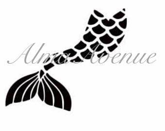 Mermaid Tail Clipart Swimming Mermaid 17 340 X 270 Free Clip Art Clip Art Mermaid Tail