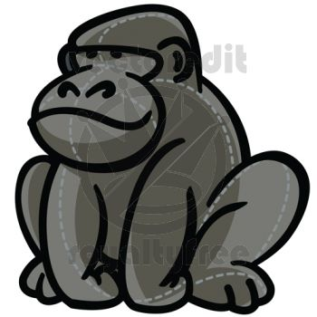 Gallery For > Cute King Kong Cartoon | Personality Koe ...
