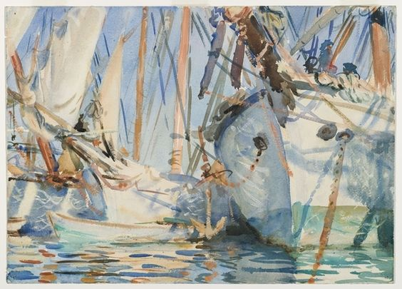 'John Singer Sargent Watercolors' Presents 93 Works From Painter's Lesser Known Medium (PHOTOS) | HuffPost