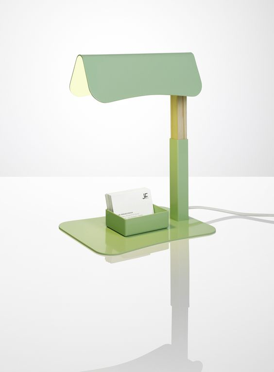 Friendly Office lamp by Jarl Fernaeus