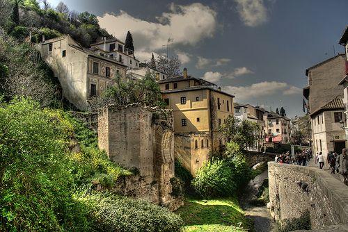 Casco histórico de Granada: