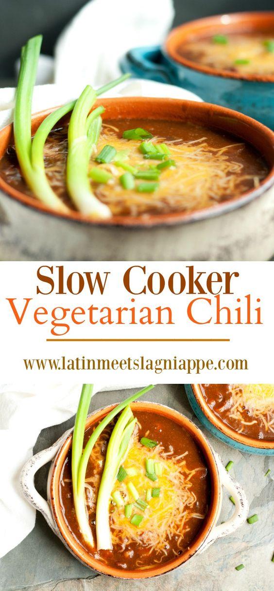 cooker vegetarian vegetarian chili and more vegetarian chili chili ...