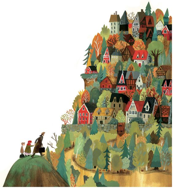 The Village - Jen Hill