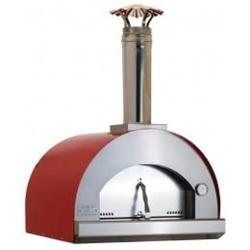 Overwhelmingly Italian Wood Burning Built-In Pizza Oven