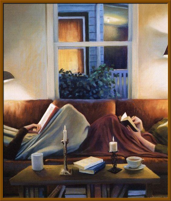 Friday Nights by Deborah DeWit