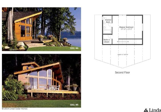Small Treasures Home Plans Home Cedar Homes And Lindal