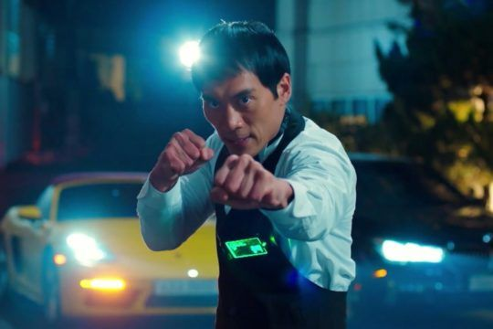 Image result for ahn chang hwan the fiery priest