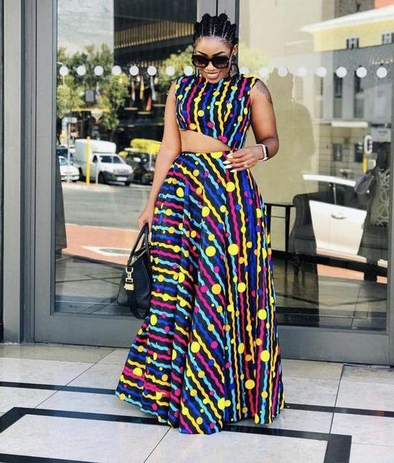 Ankara Clothing, African Print, Ankara Dress