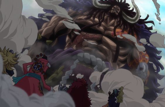 Kaido - One Piece anime